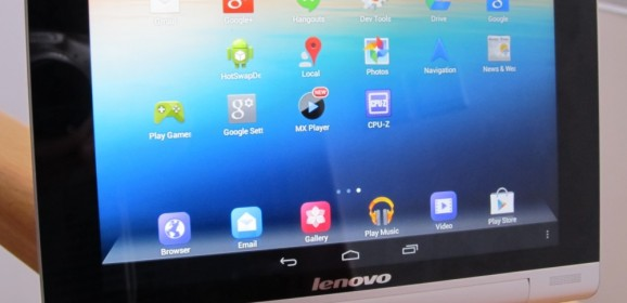 Lenovo Yoga Tablet 8 Unboxing & Preview