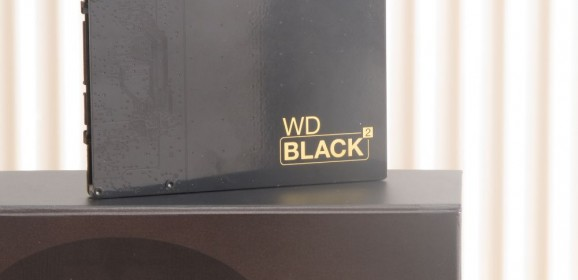 WD Black 2 Dual Drive Unboxing & Preview