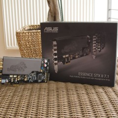 Asus Essence STX II 7.1 Unboxing & Preview