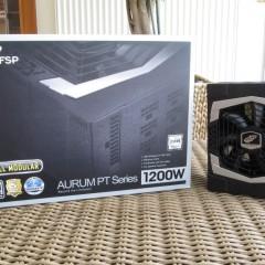 FSP Aurum PT 1200W Unboxing & Preview