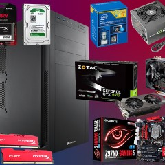 Gaming PC $1000 Build November 2014