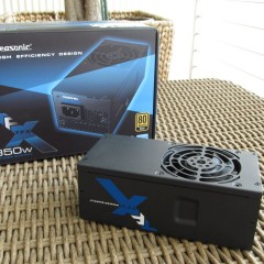 Seasonic TFX 350W Preview & Unboxing