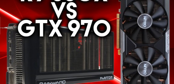 R9 380X vs GTX 970