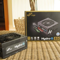 FSP Hydro G 850W Preview & Unboxing