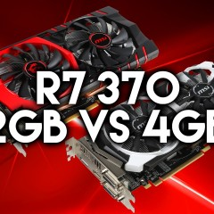 R7 370 2GB vs 4GB – Graphics Card Showdown