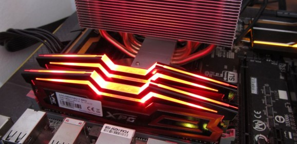 ADATA XPG Dazzle DDR4 Preview