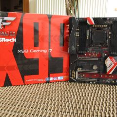 ASRock Fatal1ty X99 Professional Gaming i7 Preview – Gaming With Style
