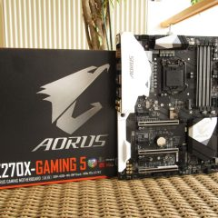 Gigabyte Aorus Z270X Gaming 5 Preview – RGB, RGB Everywhere!