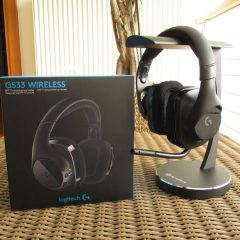 Logitech G533 Review – Filling In The Wireless Offer