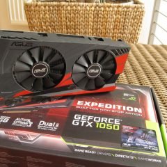 Asus GTX 1050 Expedition Review – Stuck In The Middle