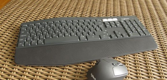 Logitech MK850 Performance Review – Clicking Together