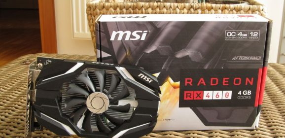 MSI RX 460 4GB OC Review – Doing Its Job
