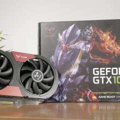My FIRST Encounter With This Brand – Colorful iGame 1050 Ti Review