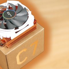 THIS Thing Is HEAVY – Cryorig C7 Cu Review