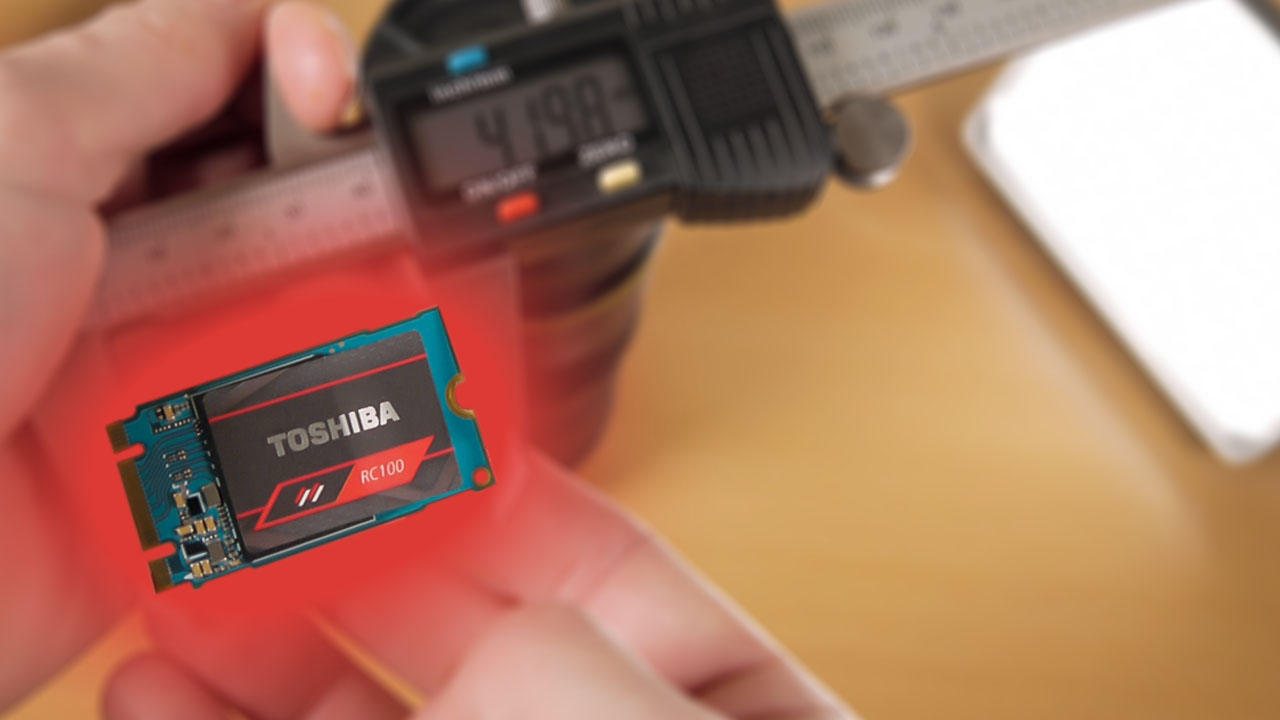 Toshiba OCZ RC100 review